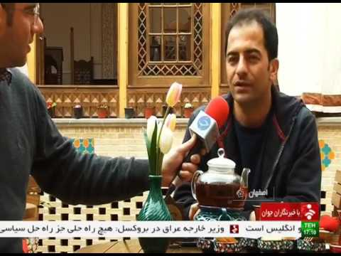 Iran Jolfa region historical buildings, Isfahan city ساختمان هاي تاريخي محله جلفا اصفهان ايران