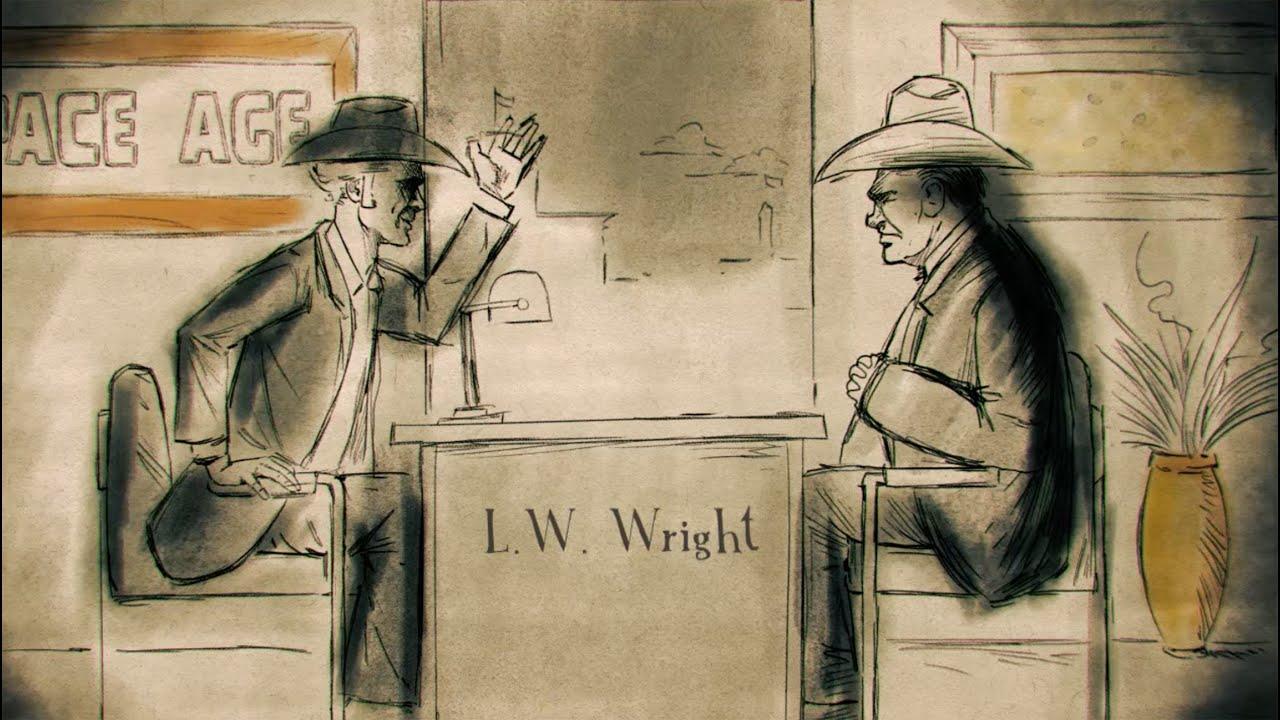 The Strange Case of L.W. Wright | NASCAR Race Hub