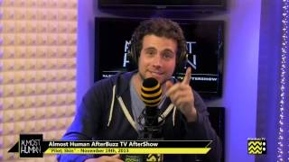 "Almost Human After Show Season 1 Episode 1 & Episode 2 ""Pilot"";""Skin""
