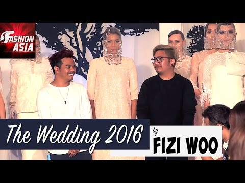 'The Wedding 2016' At JW Marriot Kuala Lumpur By Fizi Woo | Fashion Asia