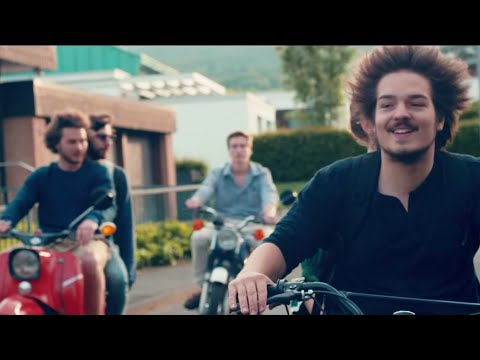 Milky Chance - Flashed Junk Mind (official)