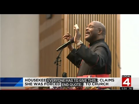 Marvin Winans being sued by his housekeeper with shocking claims