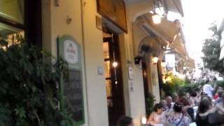 Restaurante Bizantino - Atenas - Grecia