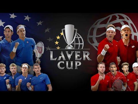 Double Federer-Zverev vs Isner sock laver cup 2018