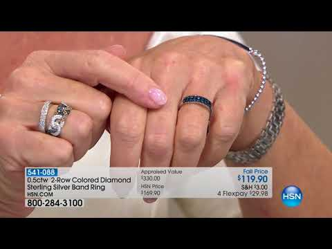 HSN | Colors Of Diamonds Jewelry 09.21.2017 - 02 AM