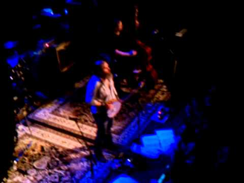Steve Earle & the Dukes - Warren Hellman's Banjo (at Music Hall of Williamsburg, 5/8/13)