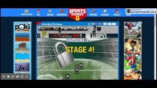 Sports Games 8 Return Man 3 Ep 2