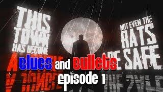 Blues and Bullets Episode 1 Walkthrough (1 hour 38 mins)
