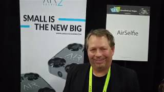 2019 CES: AirSelfie personal small drones