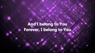 I Belong To You - Jesus Culture (Emerging Voices Album) w/ Lyrics