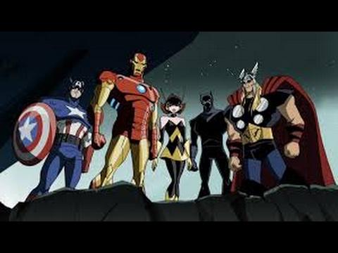 The Avengers  Earth's Mightiest Heroes S 2 Ep 10  Prisoner of War