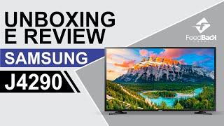 Análise SMART TV Samsung 32 J4290 (UN32J4290AG) Assista antes de comprar