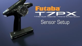 Futaba 7PX 7-Channel T-FHSS Super Response System Video