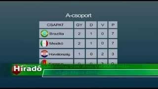 2014 06 27 Nyolcaddöntőkkel folytatódik szombattól a foci-vb