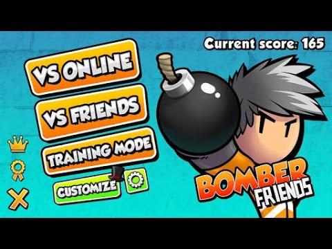 Review รีวิว Bomber Friend เกมส์วางระเบิดเล่นกับเพื่อนมัน ๆ ( เกมส์มือถือ )