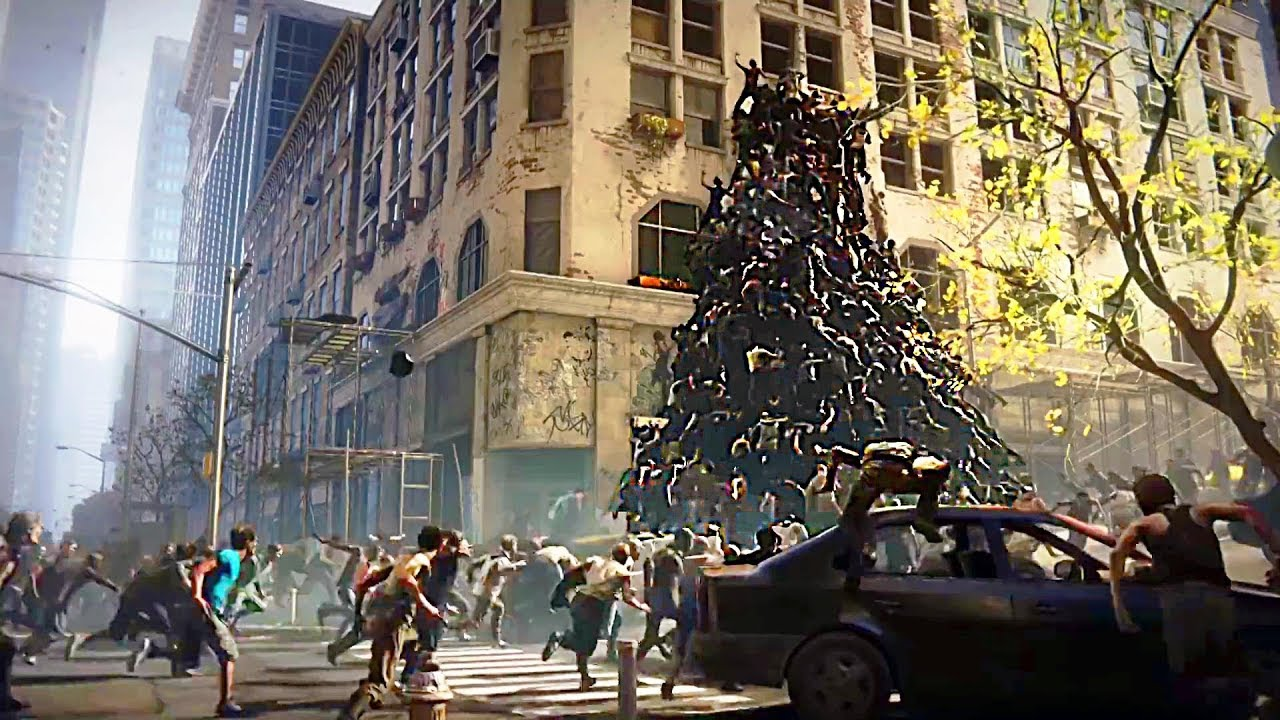 world war z le jeu vid o bande annonce 2018 ps4 xbox one pc youtube. Black Bedroom Furniture Sets. Home Design Ideas