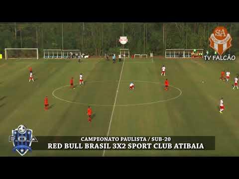 Red Bull Brasil 3x2 Sport Club Atibaia / Paulista Sub-20