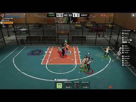 Freestyle 2: Street Basketball, [C-Gameplay] - Center.