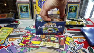 1st edition Base Set Booster Box Opening ~ PART 2!