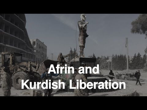 TyskySour: Afrin and Kurdish Liberation