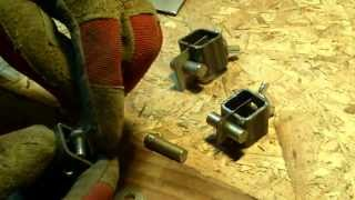 Interclamps- buttweld clips