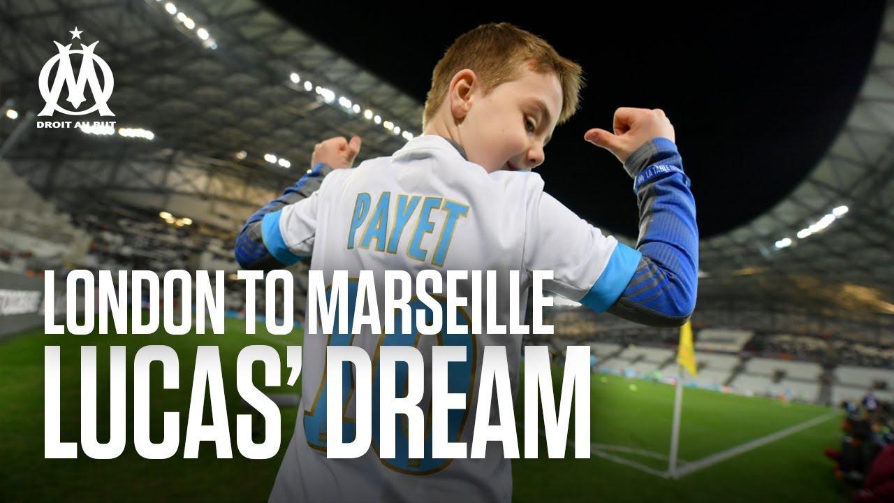 Payet makes kid's dream come true !