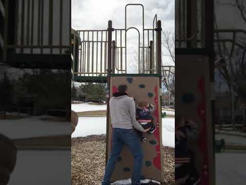Nathan at the Park