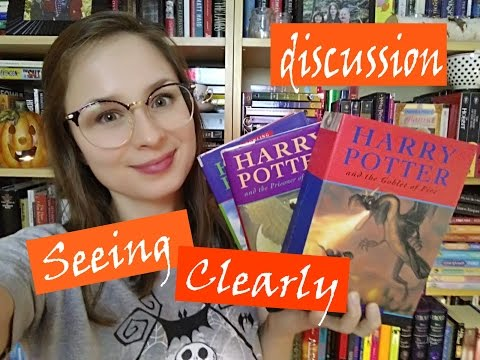 Discussion | Hermione & Seeing Clearly (Firmoo Inspired)