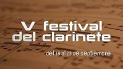 V Festival del Clarinete
