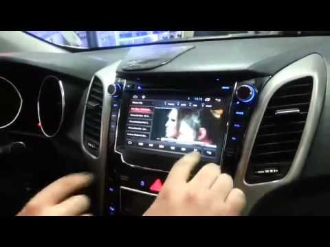 Android 4 2 2 Hyundai I30 Android Double Din Multimedya