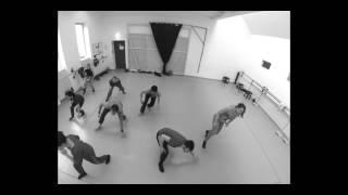 Tanz.Fabrik!zwei | Junge Choreographen | Teaser 2: Andrea Vallescar und Claudio Costantino