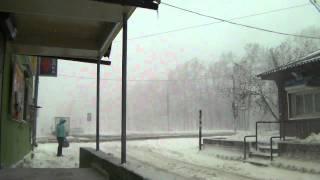 Иркутская погода в конце апреля