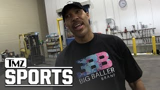Lavar Ball Says Lonzo's Pelicans Will Win NBA Championship This Season! | TMZ Sports