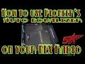 How to do Auto Eq on a Pioneer AVH 4200nex, AVIC 7200nex, and rthe AVIC 8200nex