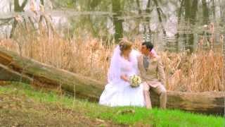 Свадьба в городе Кривой Рог. Игорь и Катерина