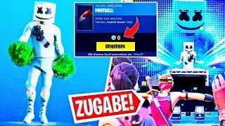 KOSTENLOSER 0 VBUCKS EMOTE 🔥 ZUGABE JETZT MARSHMELLO LIVE EVENT! | FORTNITE