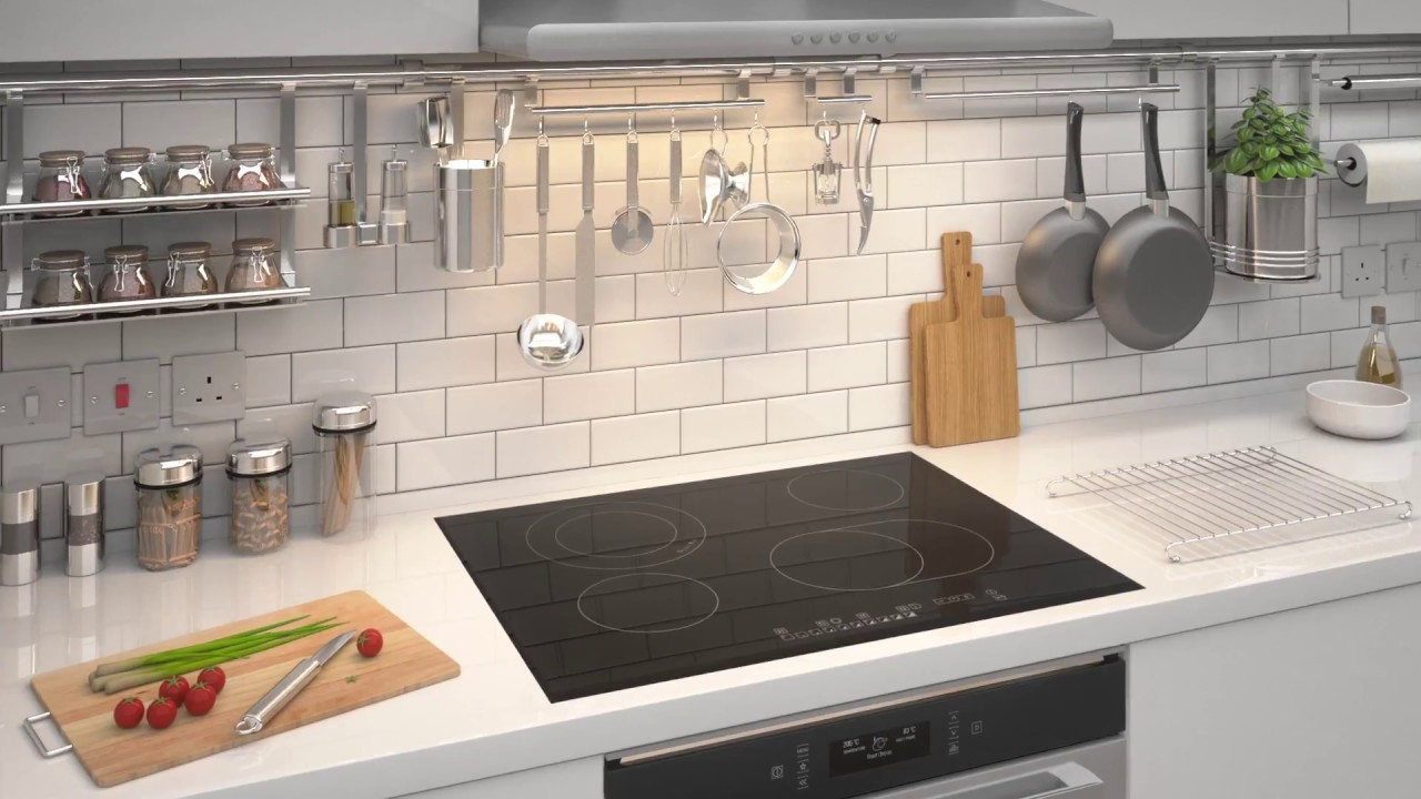 Hotpoint Home Solutions Built In Hob Installation Youtube