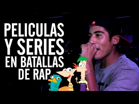 ¡Pero si son Phineas, Ferb y Perry El Ornitorrinco!  Peliculas y Series En Batallas Ft. ADB Gallos