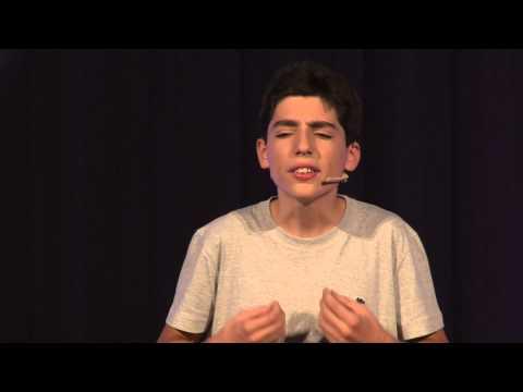 Problemas en la escuela   Santiago Aranguri   TEDxRiodelaPlataED