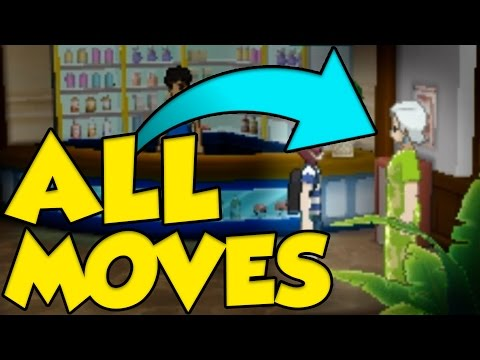 PSA: MOVE RELEARNER TEACHES ALL MOVES IN POKEMON SUN AND MOON!!!