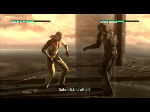 Metal Gear Solid 4 Guns of the Patriots Part 17