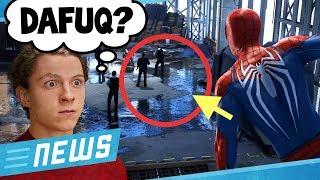Spider-Man Grafik absichtlich verschlechtert? - FLIPPS News