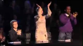 Delilah Sings -Grenade- - .flv