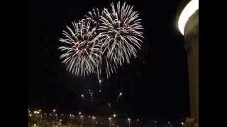 Фейерверк №4, г. Волгоград, 9 мая 2013 (фестиваль фейерверков)(, 2013-05-09T21:59:19.000Z)