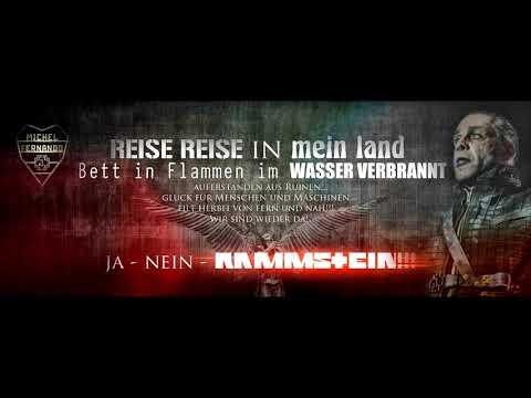 Rammstein - Ramm4/Rammvier (GUITAR BACKING TRACK)