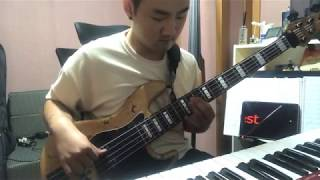 Eric Benet - Hurricane(Bass cover)
