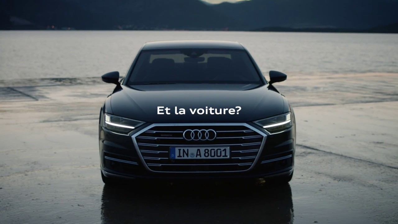 nouvelle audi a8 entrez dans une nouvelle re youtube. Black Bedroom Furniture Sets. Home Design Ideas