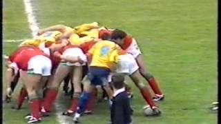 Wales 54 vs 0 Spain 1994