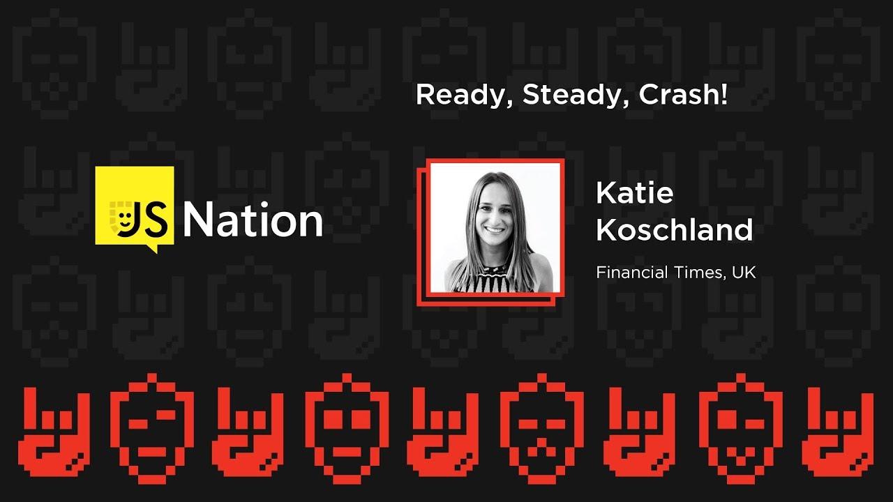 Ready, Steady, Crash! – Katie Koschland
