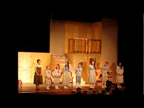 The Sound of Music...Brooke Wear as Gretl Part 1
